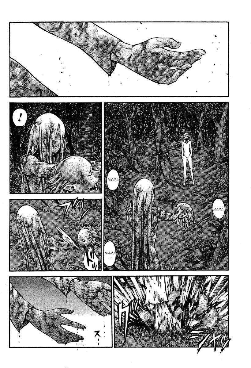 Claymore, Chapter 73 image 026