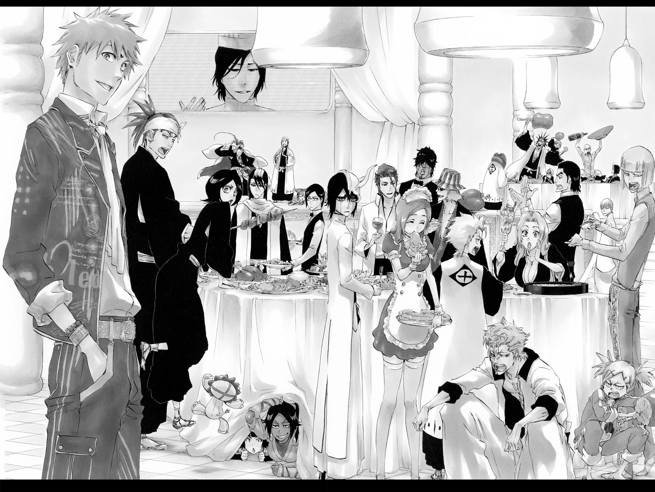 Bleach, Chapter 456 image 002