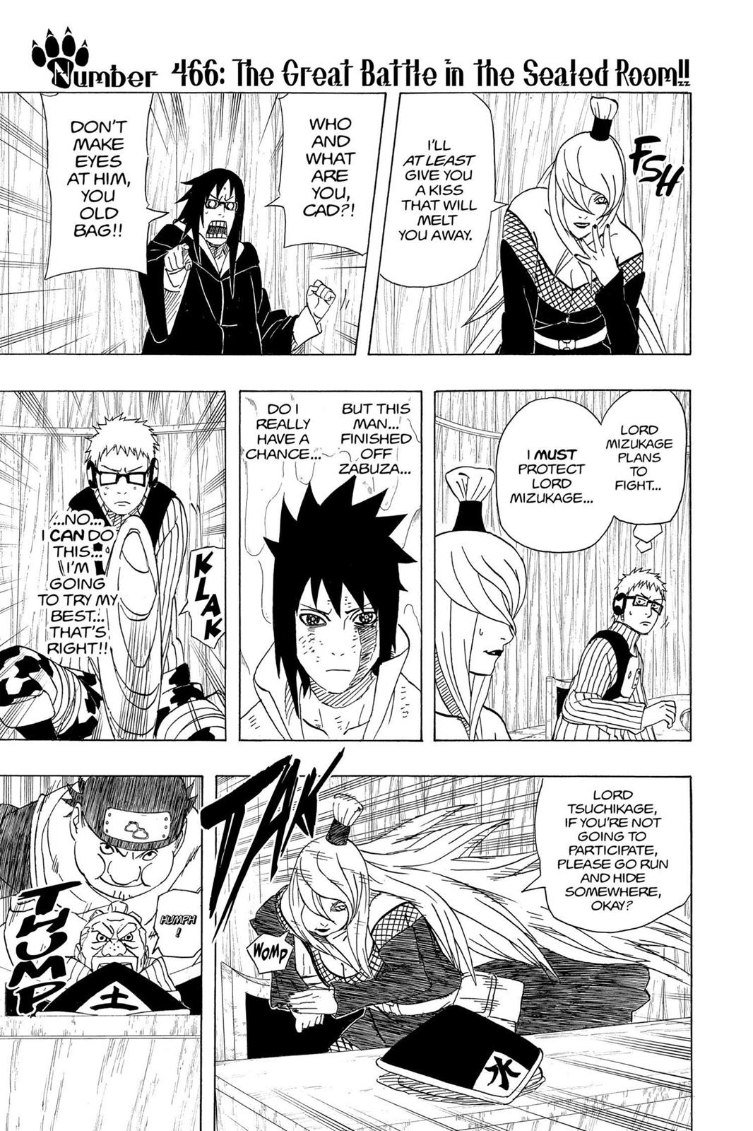 Naruto, Chapter 466 image 001