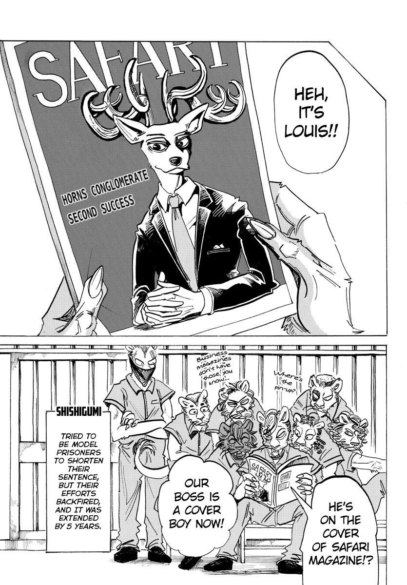 Beastars Manga, Chapter 196 image 016
