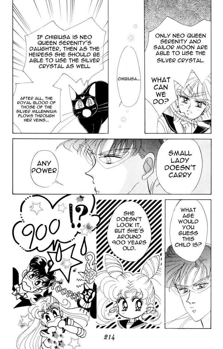 Sailor Moon, Cahpter 21 image 023
