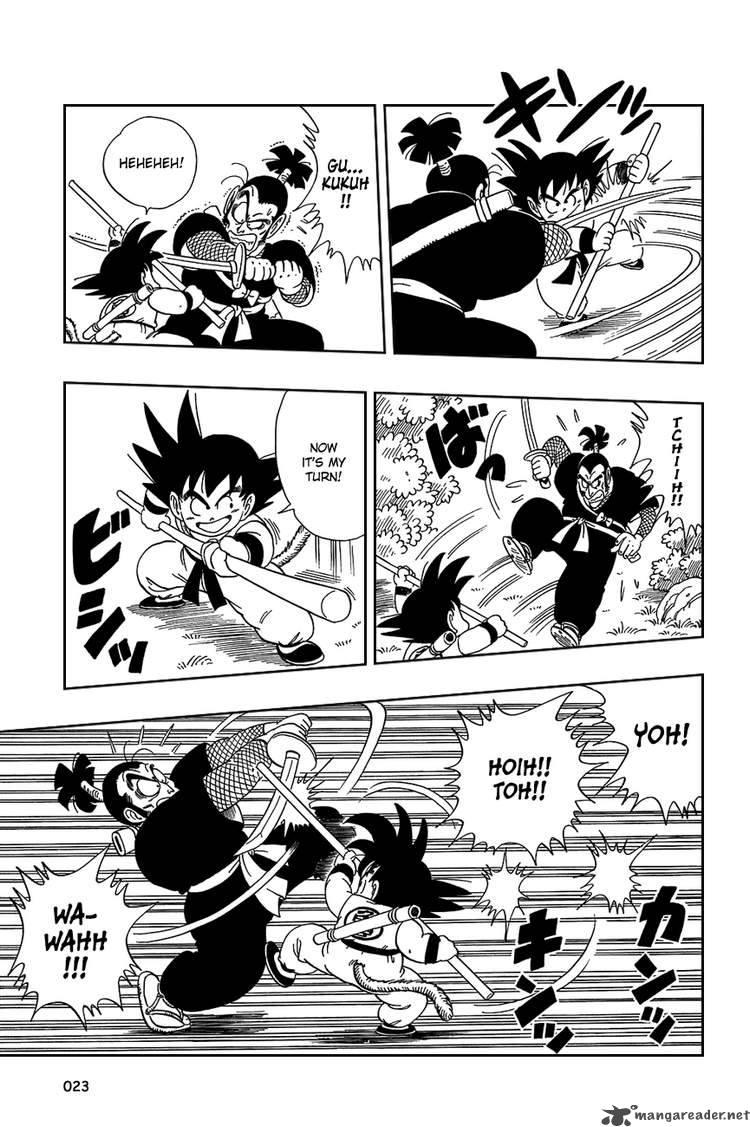 Dragon Ball, Chapter 61 image 006