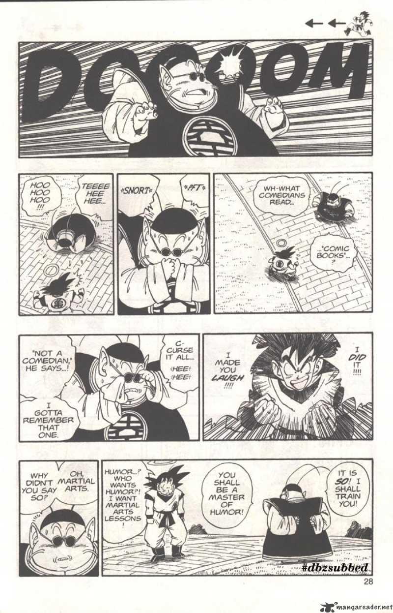 Dragon Ball, Chapter 210 image 013