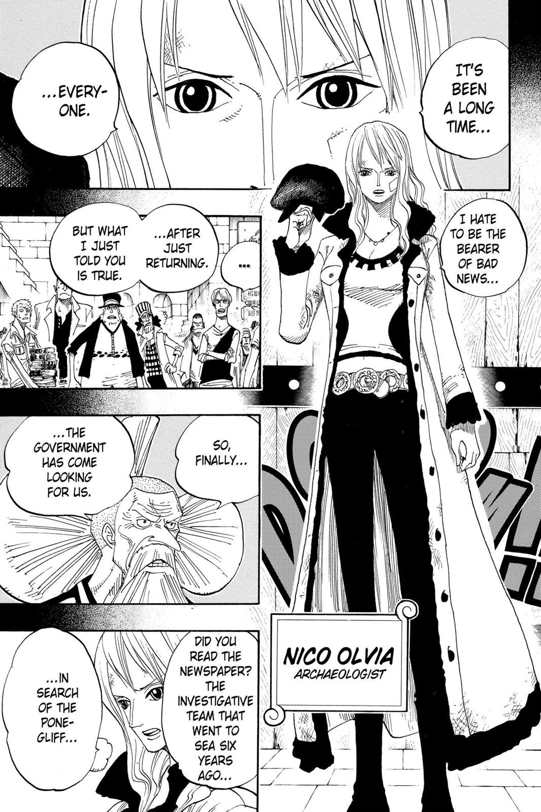 One Piece, Chapter 393 image 009
