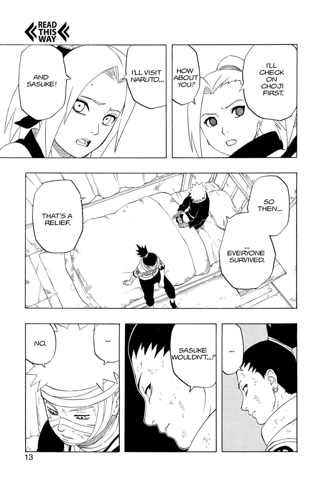 Naruto, Chapter 236 image 014