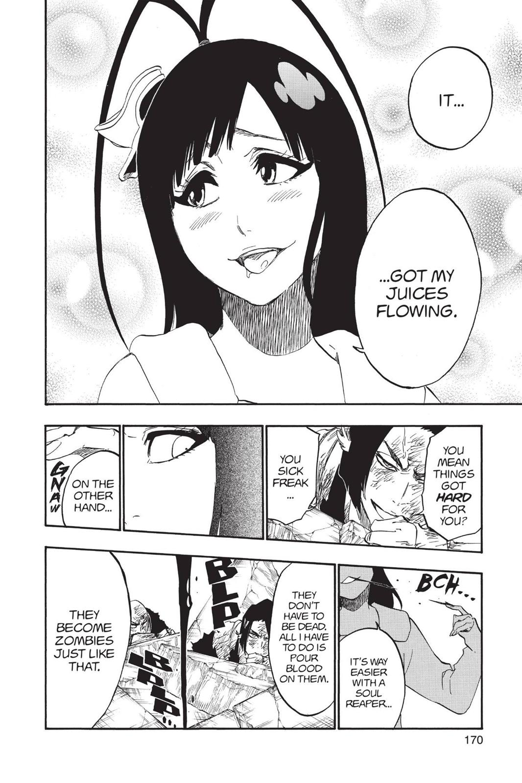 Bleach, Chapter 589 image 016