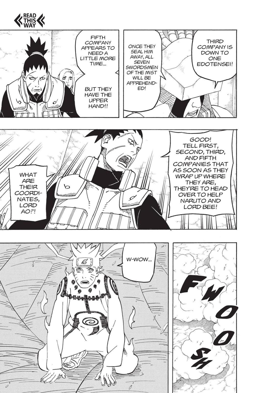 Naruto, Chapter 566 image 011