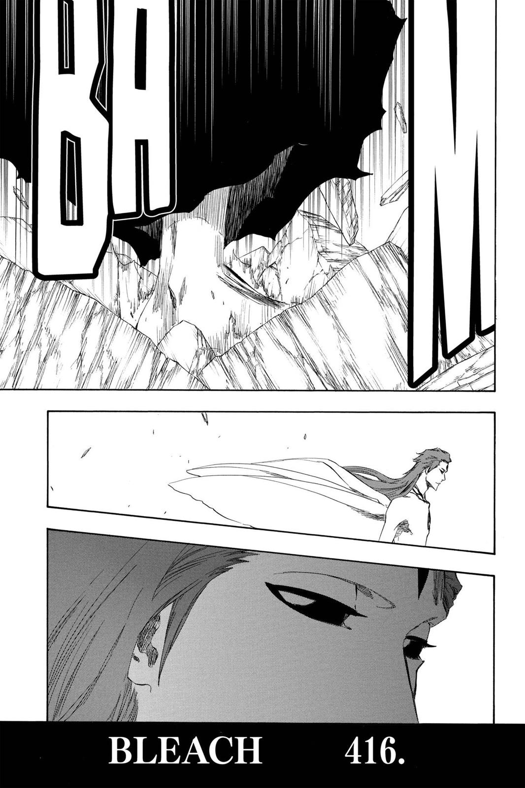 Bleach, Chapter 416 image 015