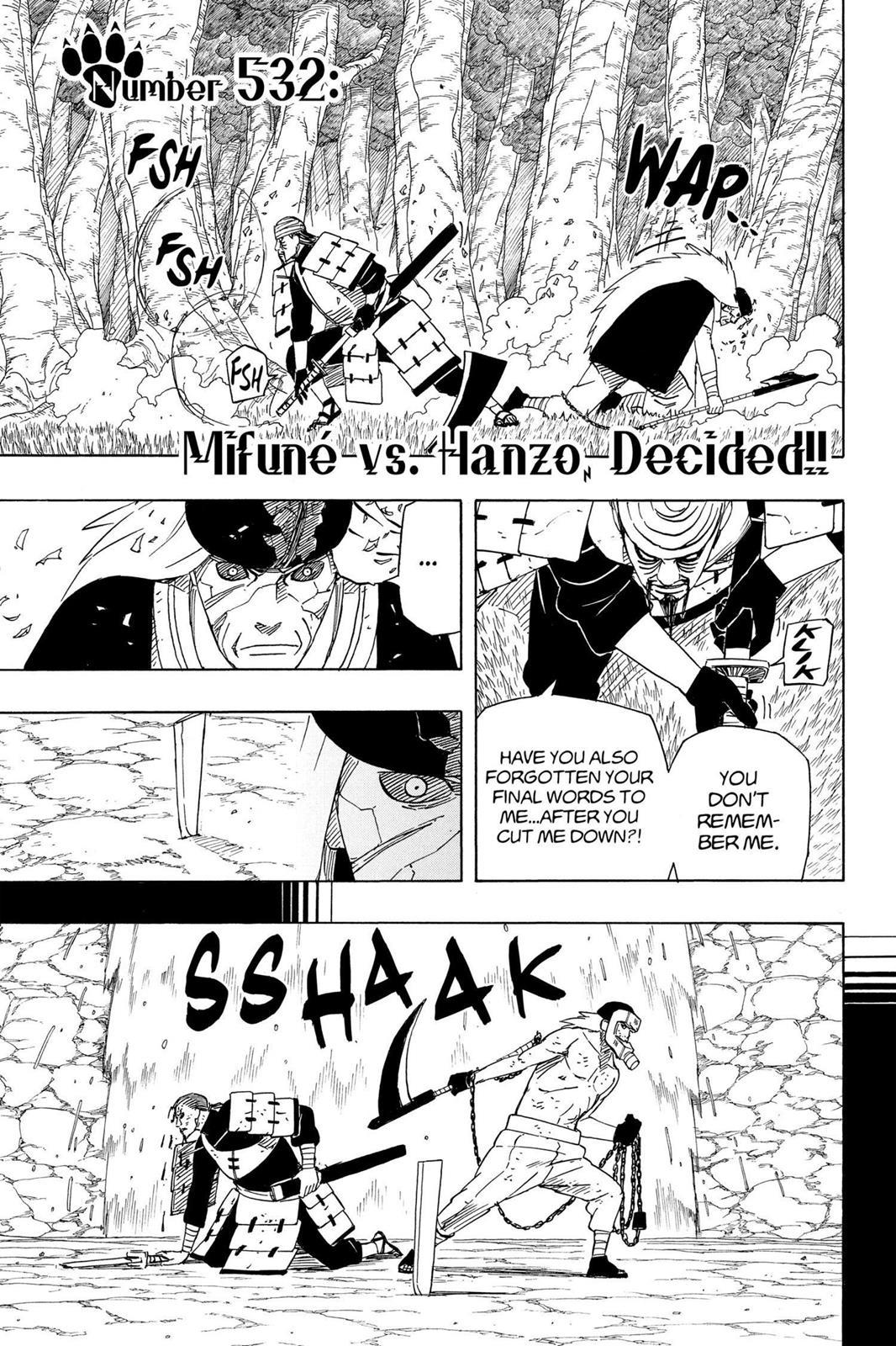 Naruto, Chapter 532 image 001