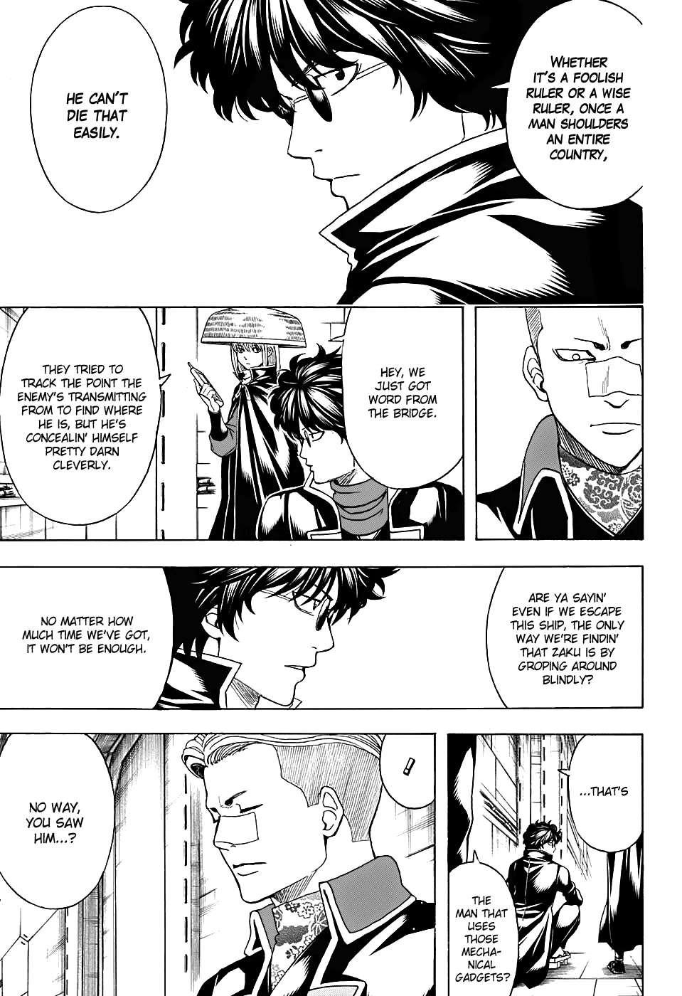 Gintama Chapter, 566 image 007