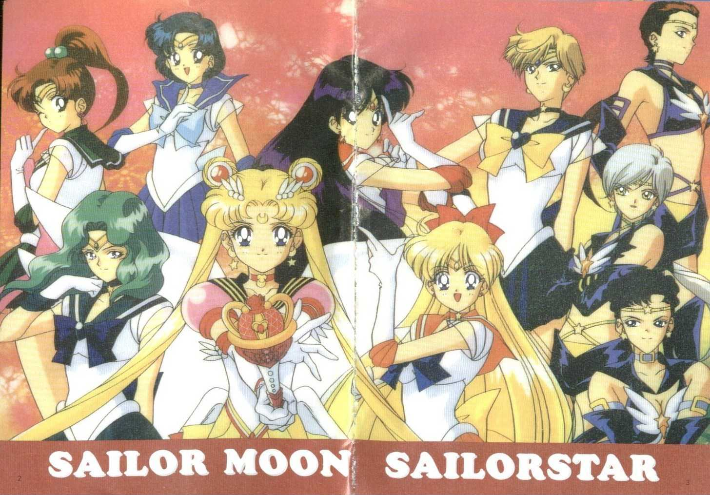 Sailor Moon, Cahpter 18 image 004