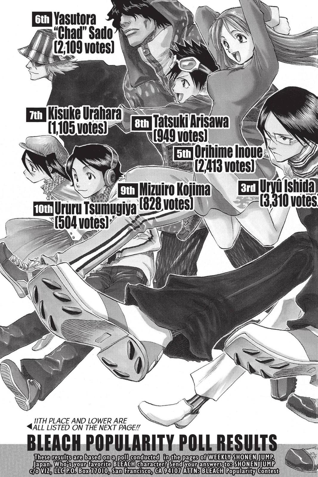 Bleach, Chapter 70 image 023