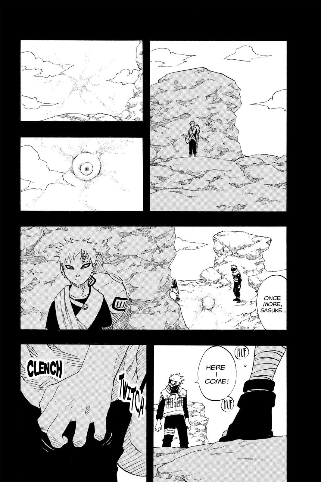 Naruto, Chapter 99 image 010