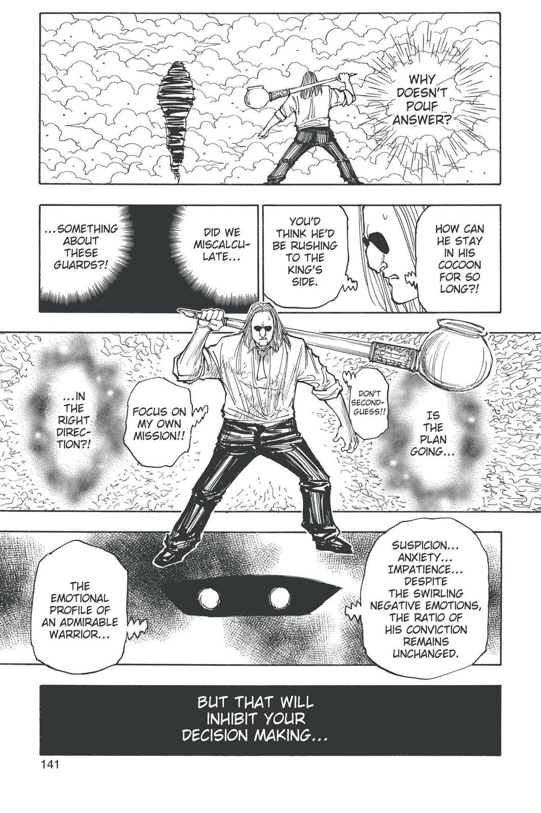 Hunter X Hunter, Chapter 277 image 015