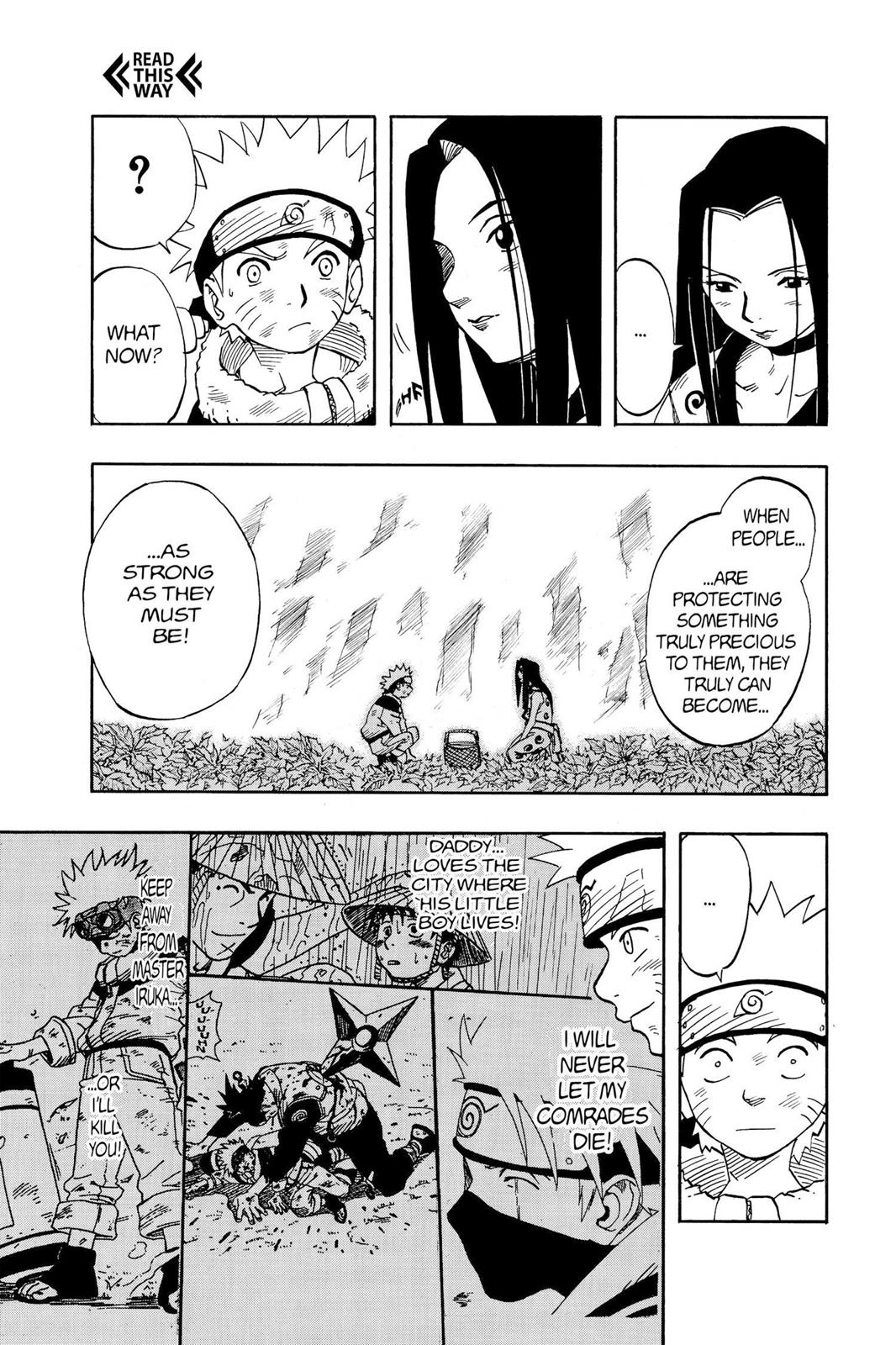 Naruto, Chapter 21 image 011