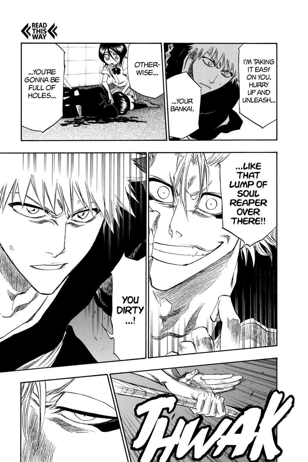 Bleach, Chapter 209 image 009