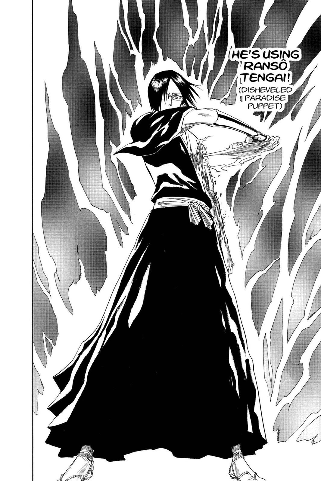 Bleach, Chapter 124 image 009