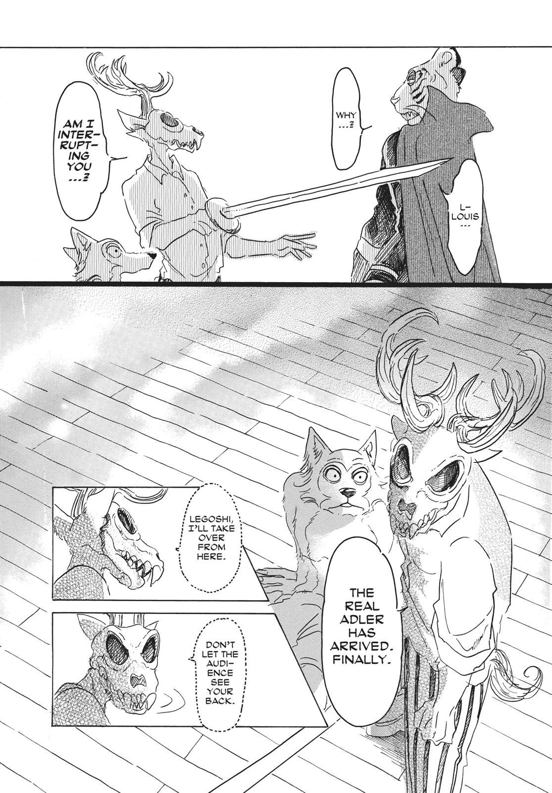Beastars Manga, Chapter 16 image 008