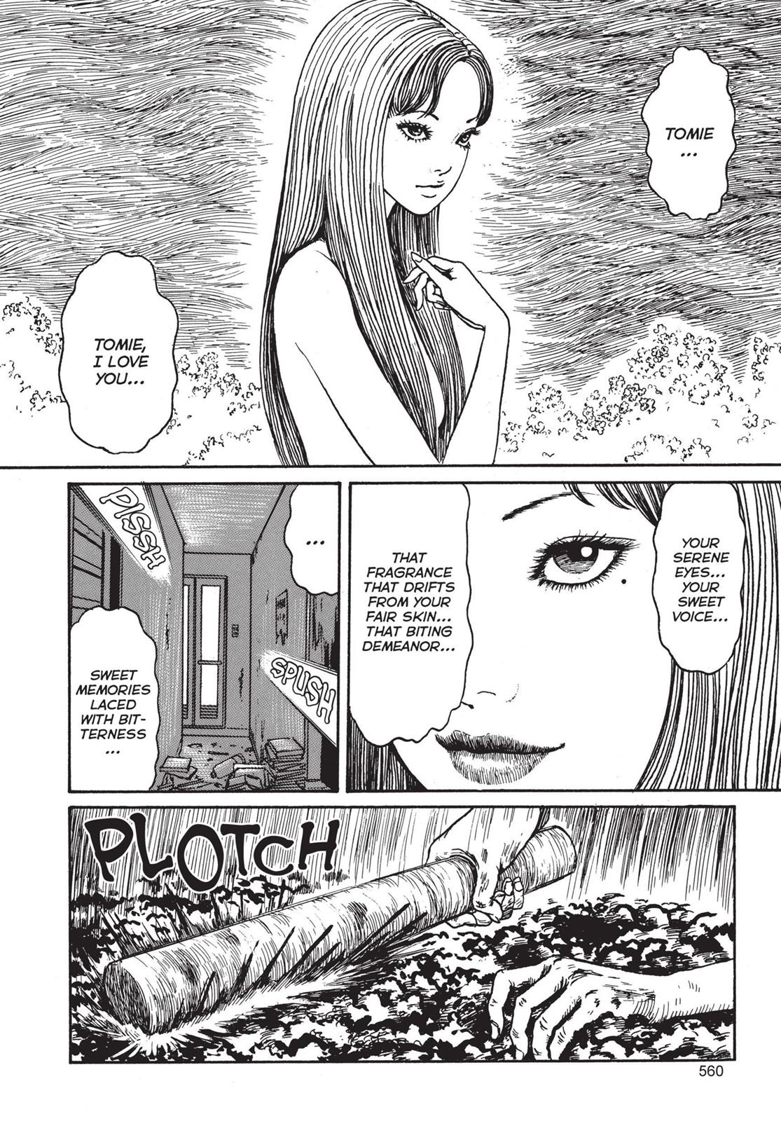 Tomie, Chapter 15 image 002
