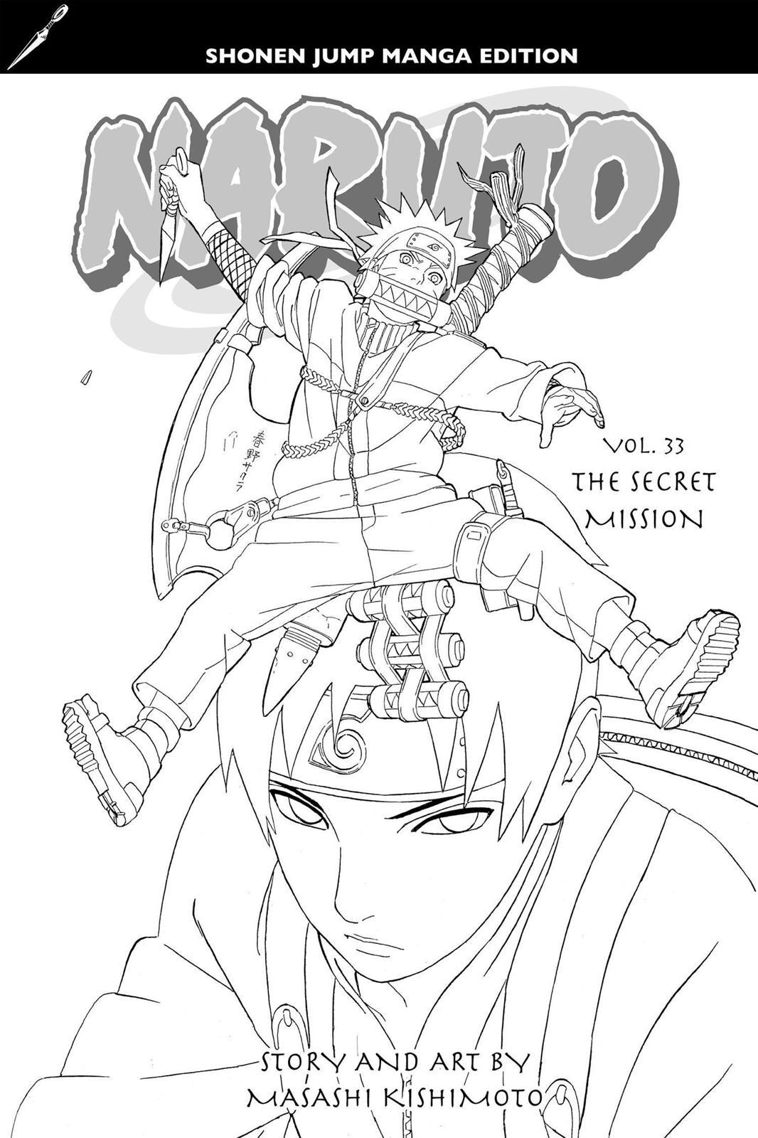Naruto, Chapter 290 image 004
