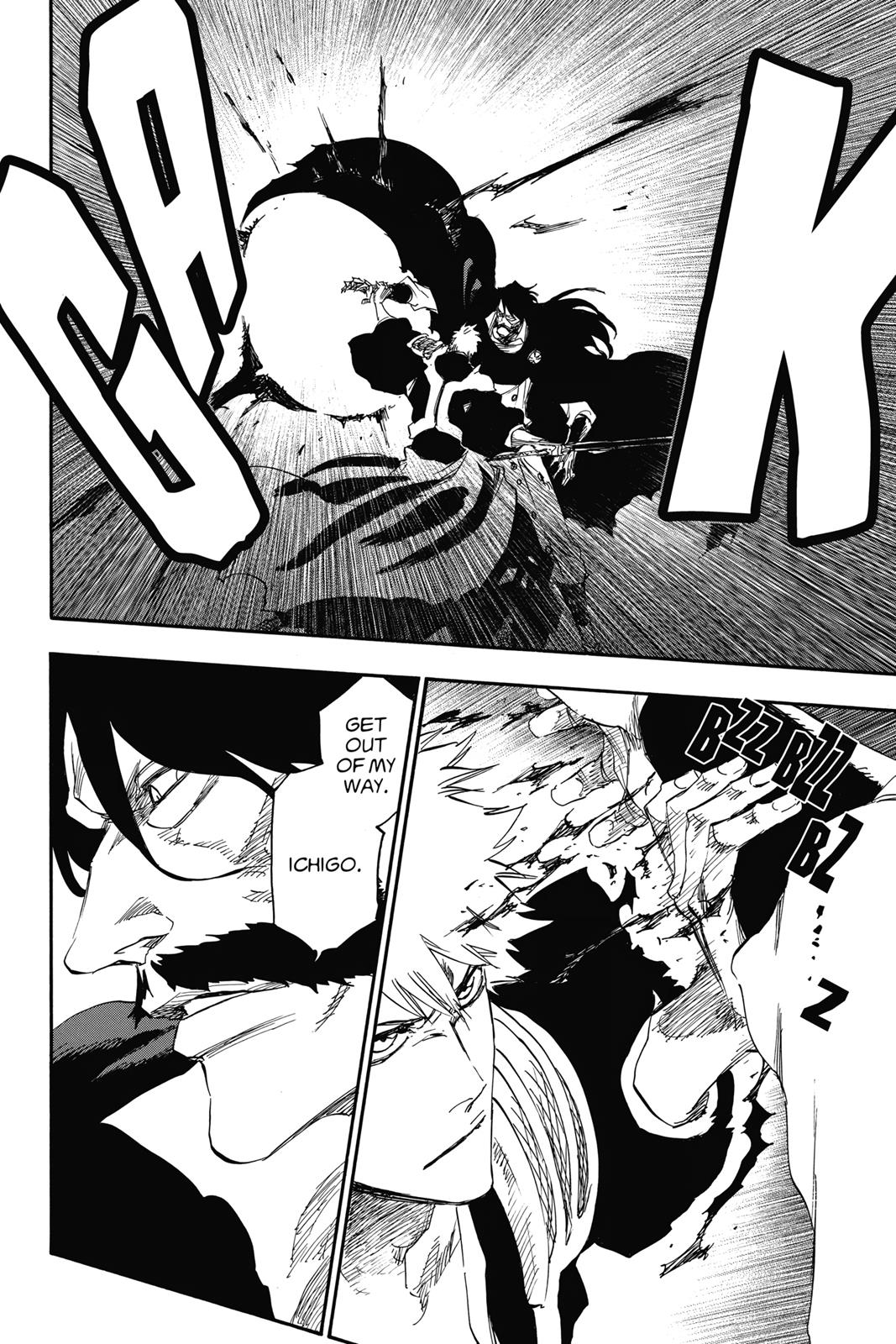 Bleach, Chapter 618 image 010