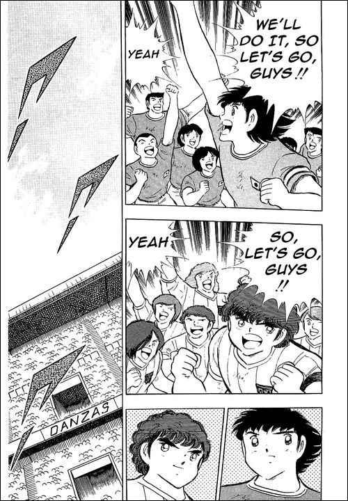 Captain Tsubasa, Chapter 94 image 063