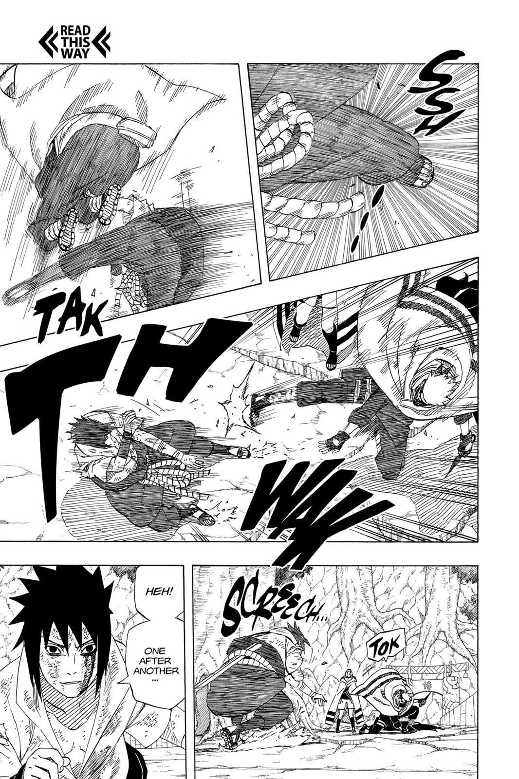 Naruto, Chapter 483 image 011