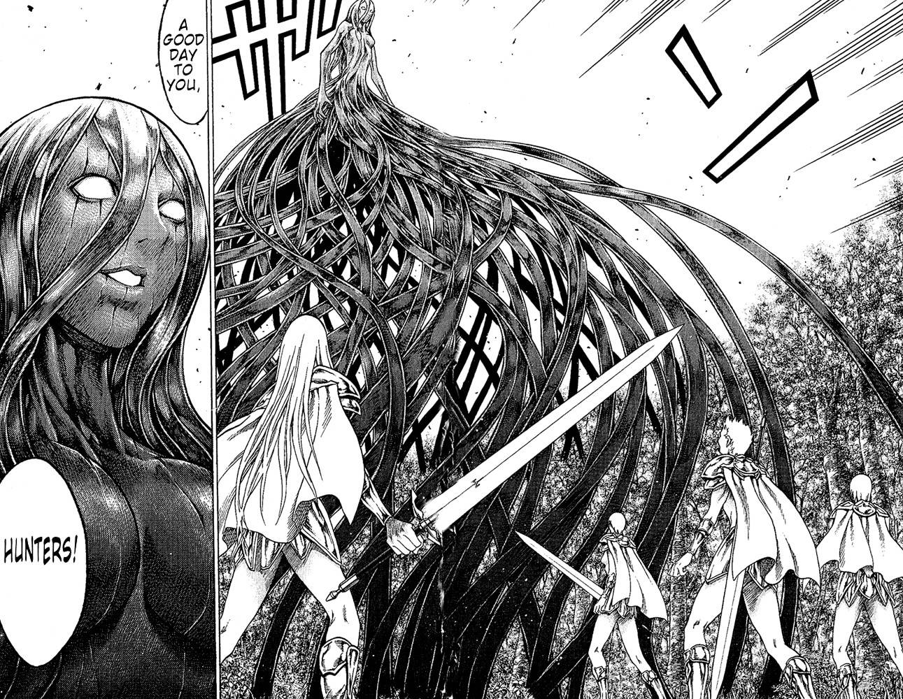 Claymore, Chapter 68 image 020