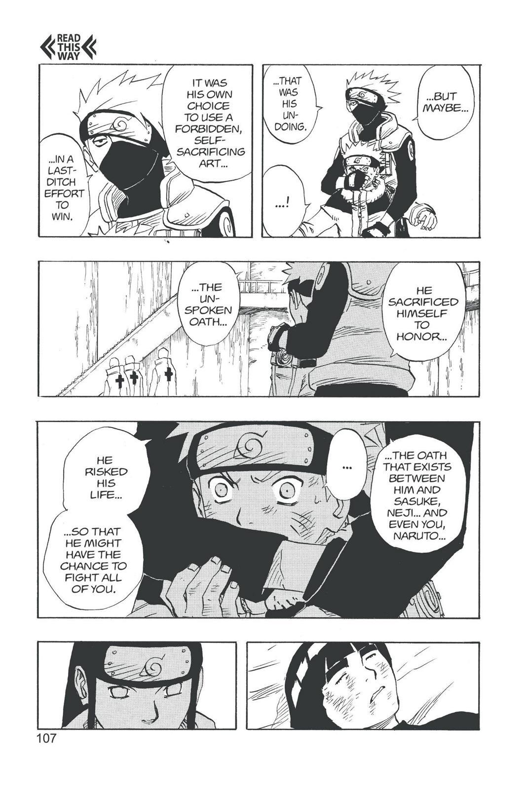 Naruto, Chapter 87 image 007