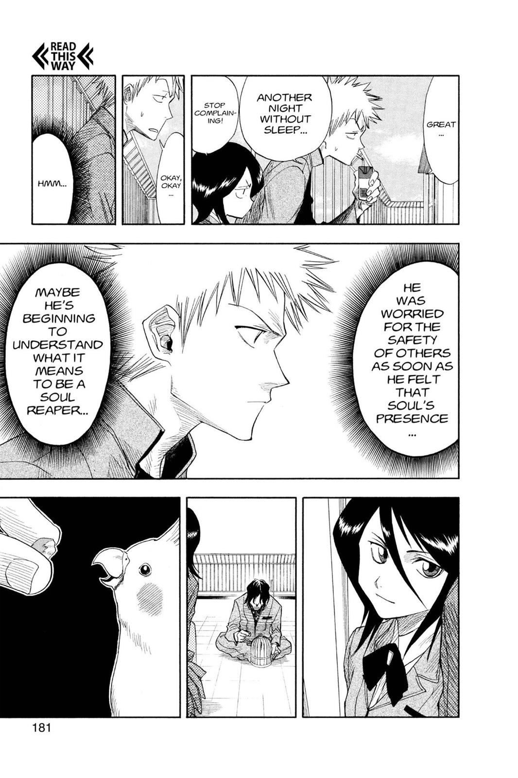 Bleach, Chapter 7 image 015