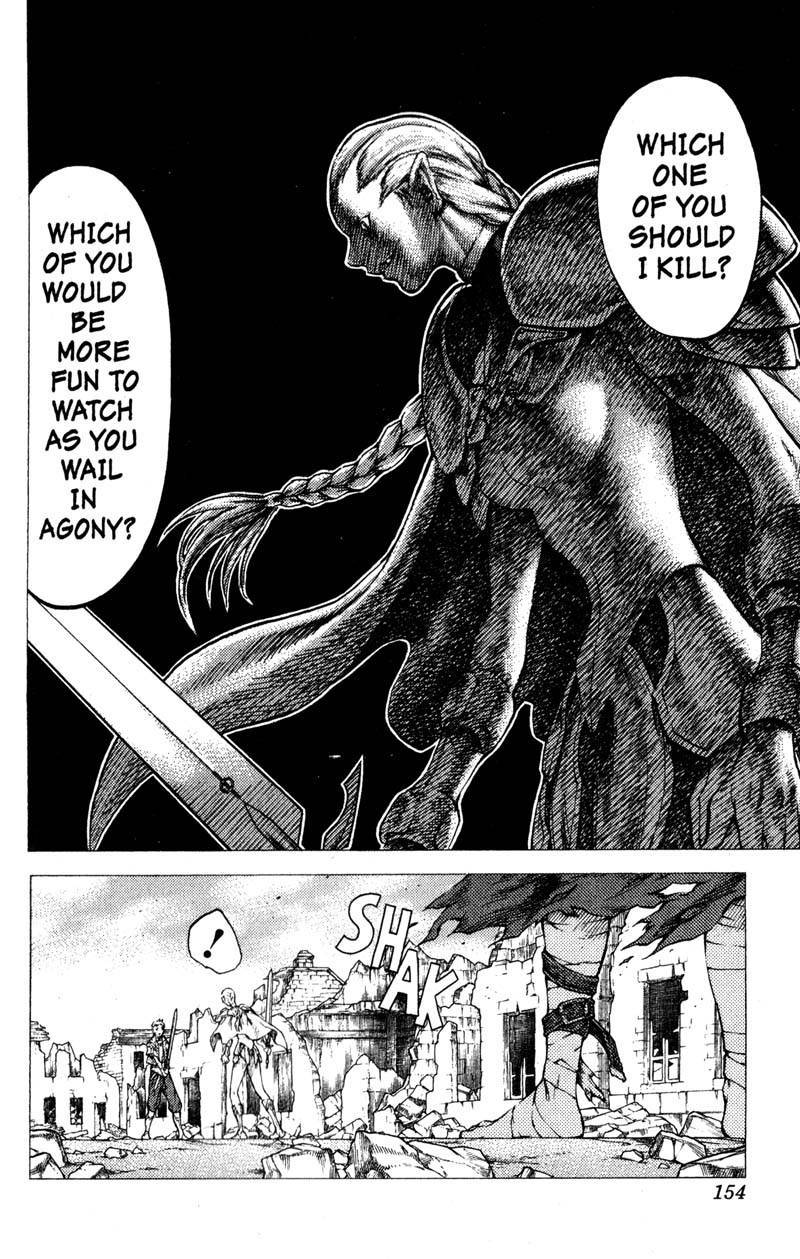 Claymore, Chapter 32 image 020