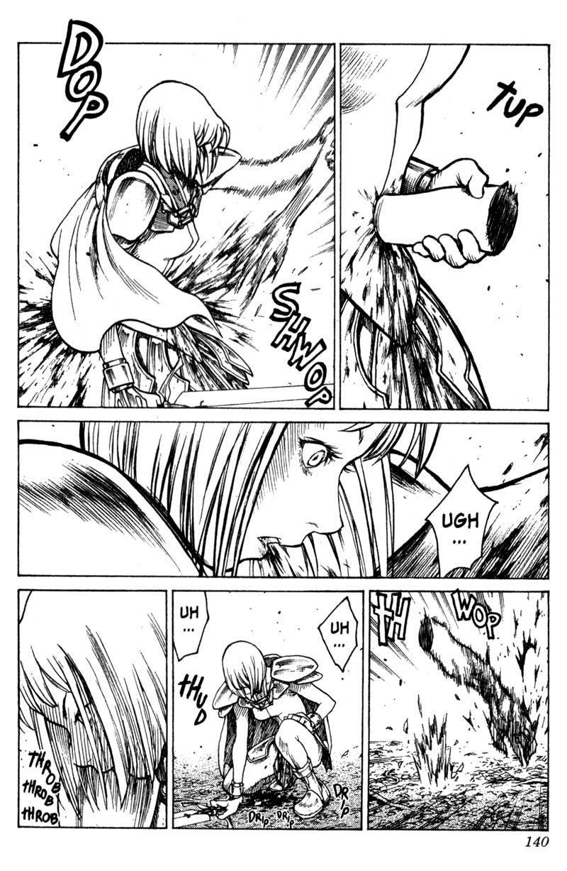 Claymore, Chapter 3 image 031