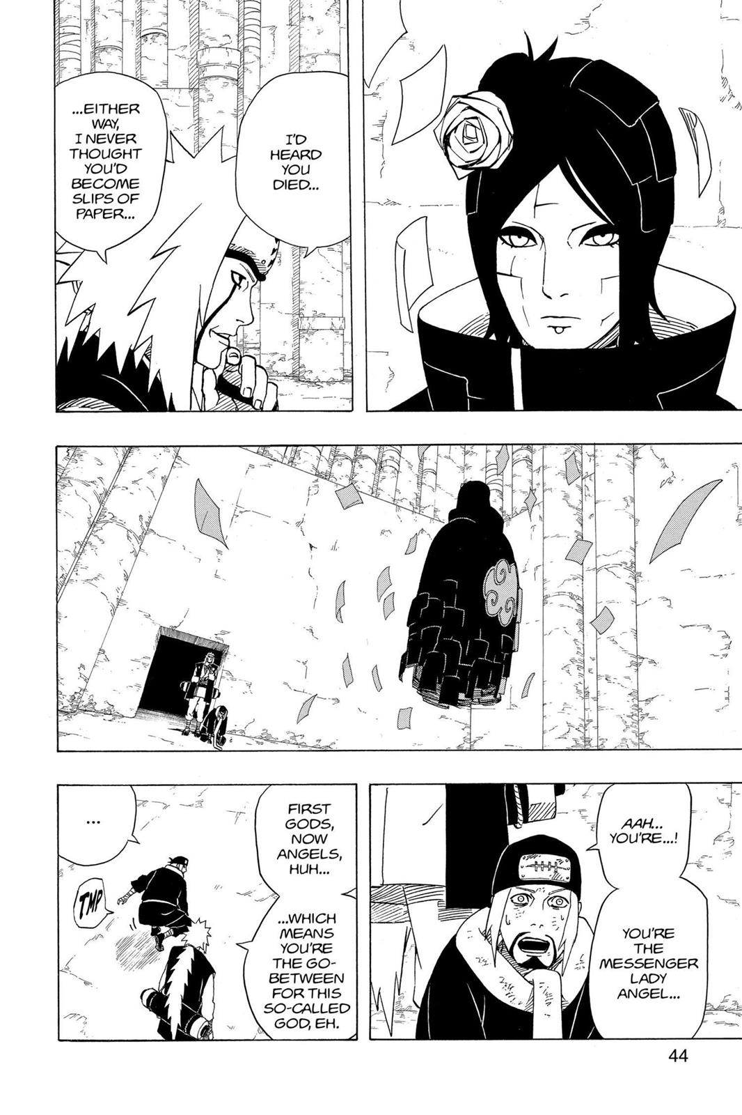 Naruto, Chapter 372 image 002