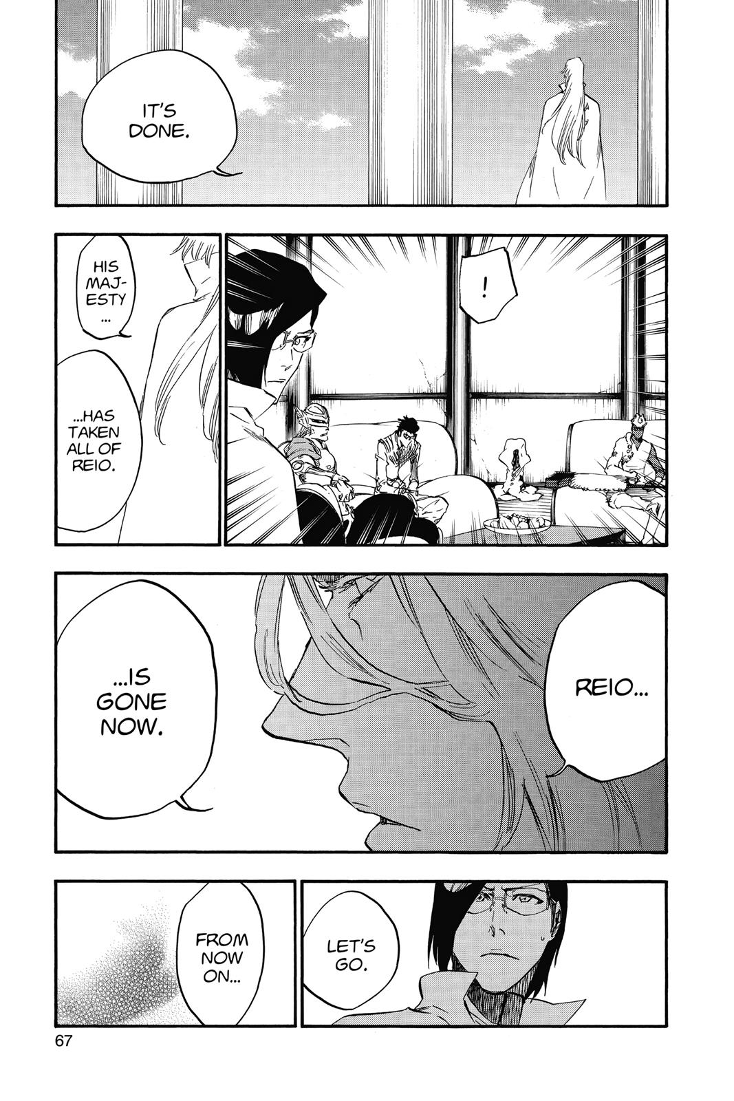 Bleach, Chapter 626 image 007