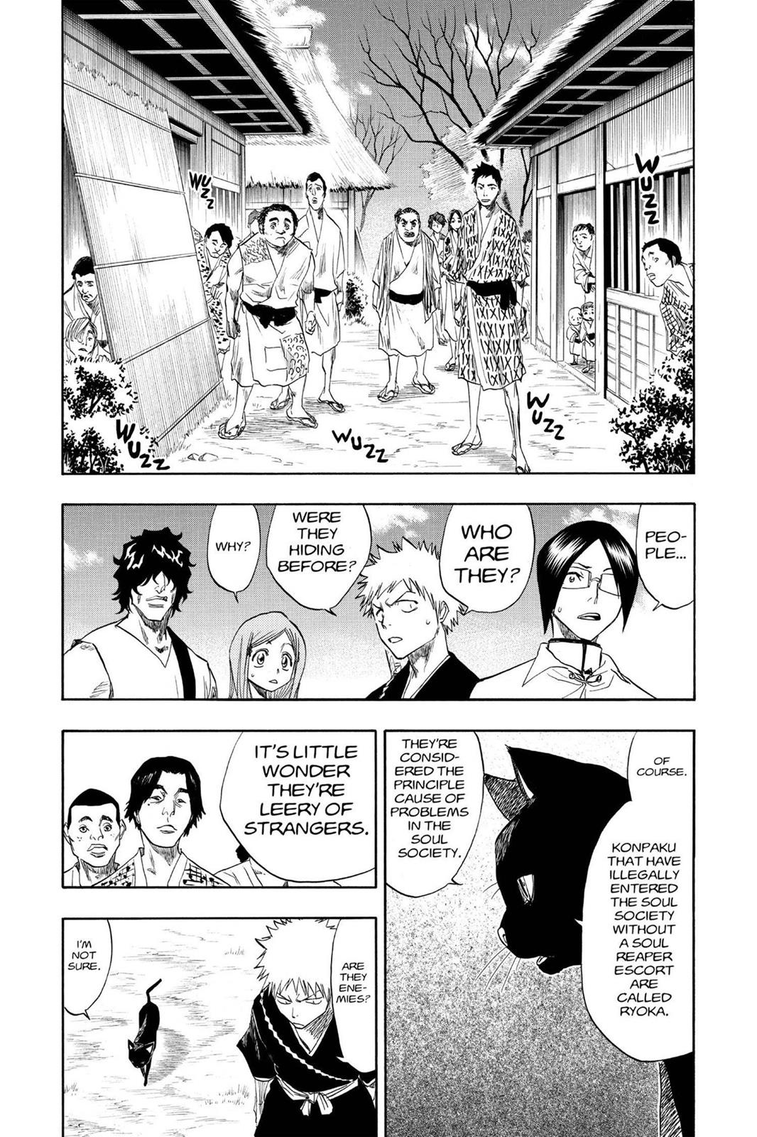 Bleach, Chapter 76 image 004