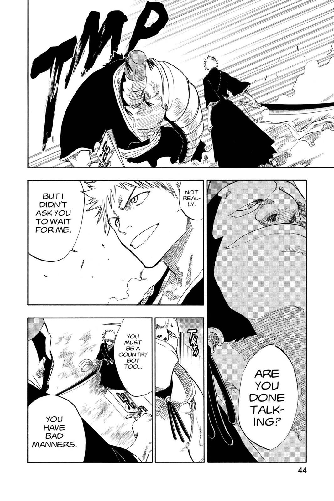 Bleach, Chapter 72 image 016