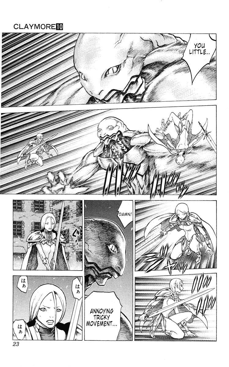 Claymore, Chapter 52 image 024