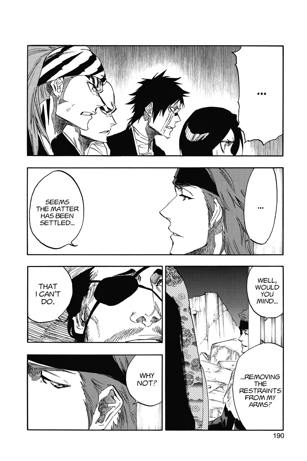 Bleach, Chapter 622 image 006