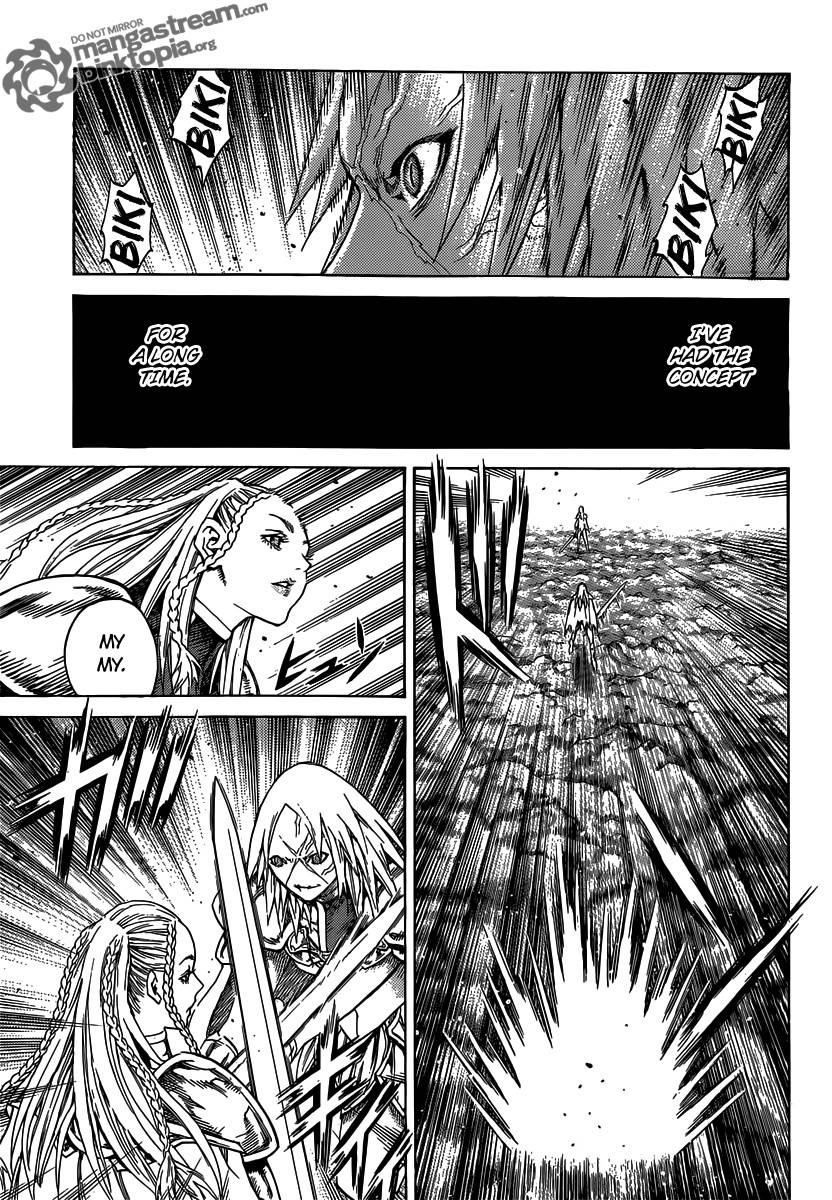 Claymore, Chapter 118 image 021