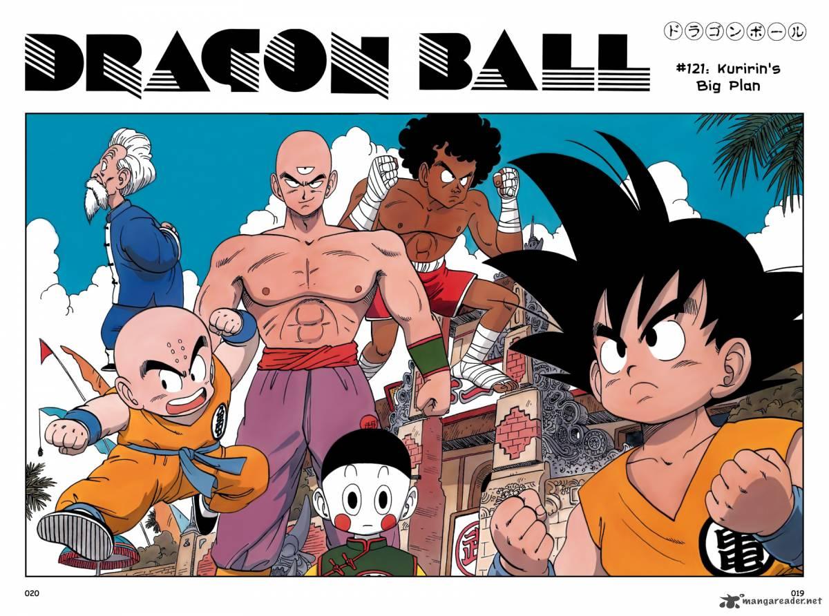 Dragon Ball, Chapter 121 image 002