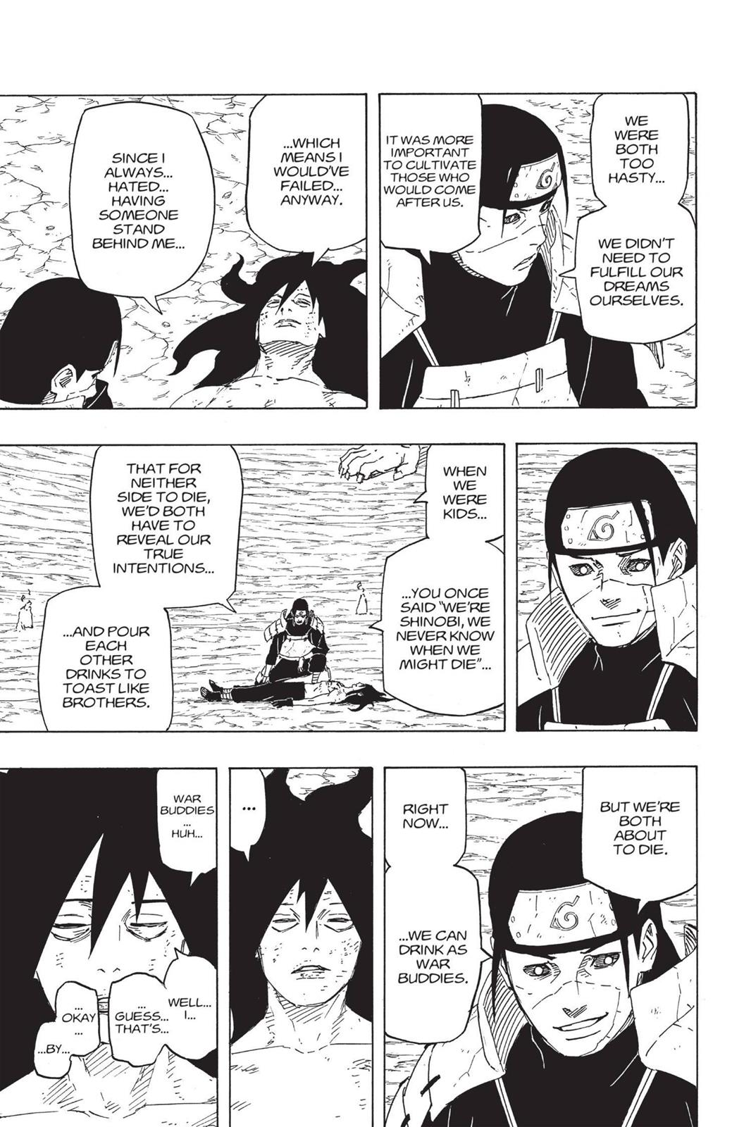 Naruto, Chapter 691 image 017