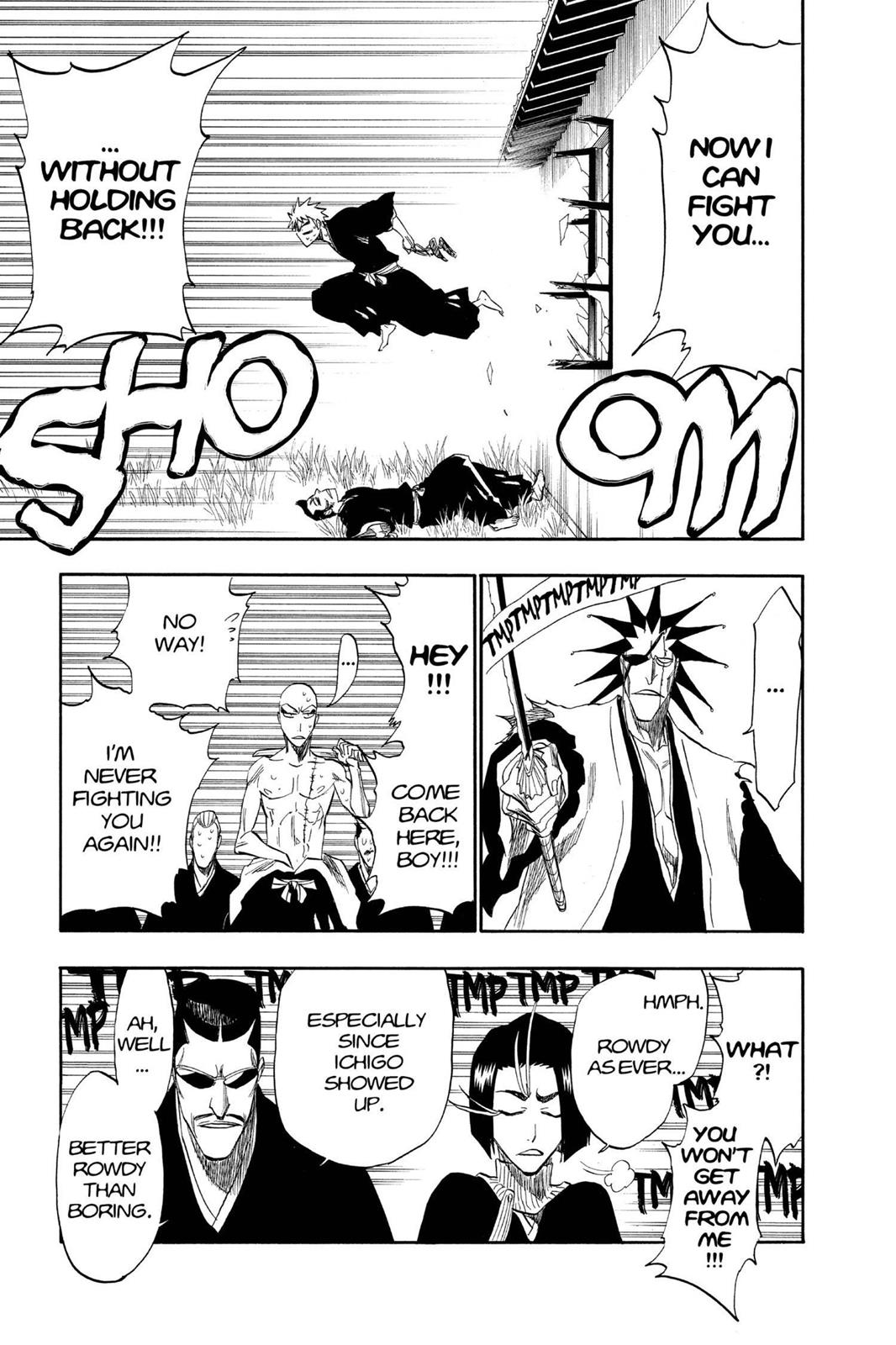Bleach, Chapter 180 image 011