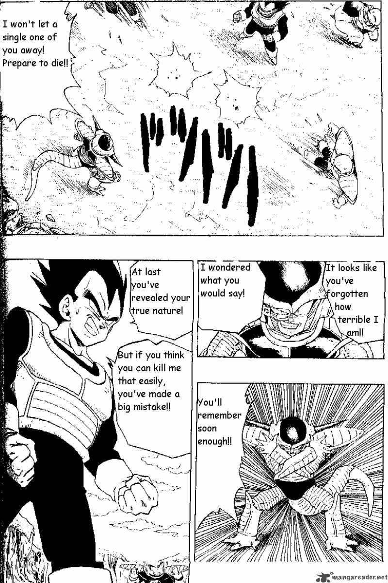 Dragon Ball, Chapter 294 image 012