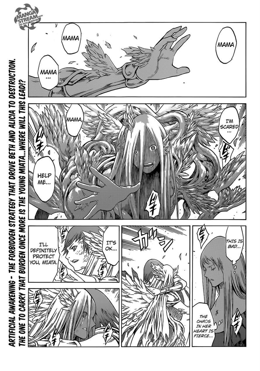 Claymore, Chapter 140 image 001