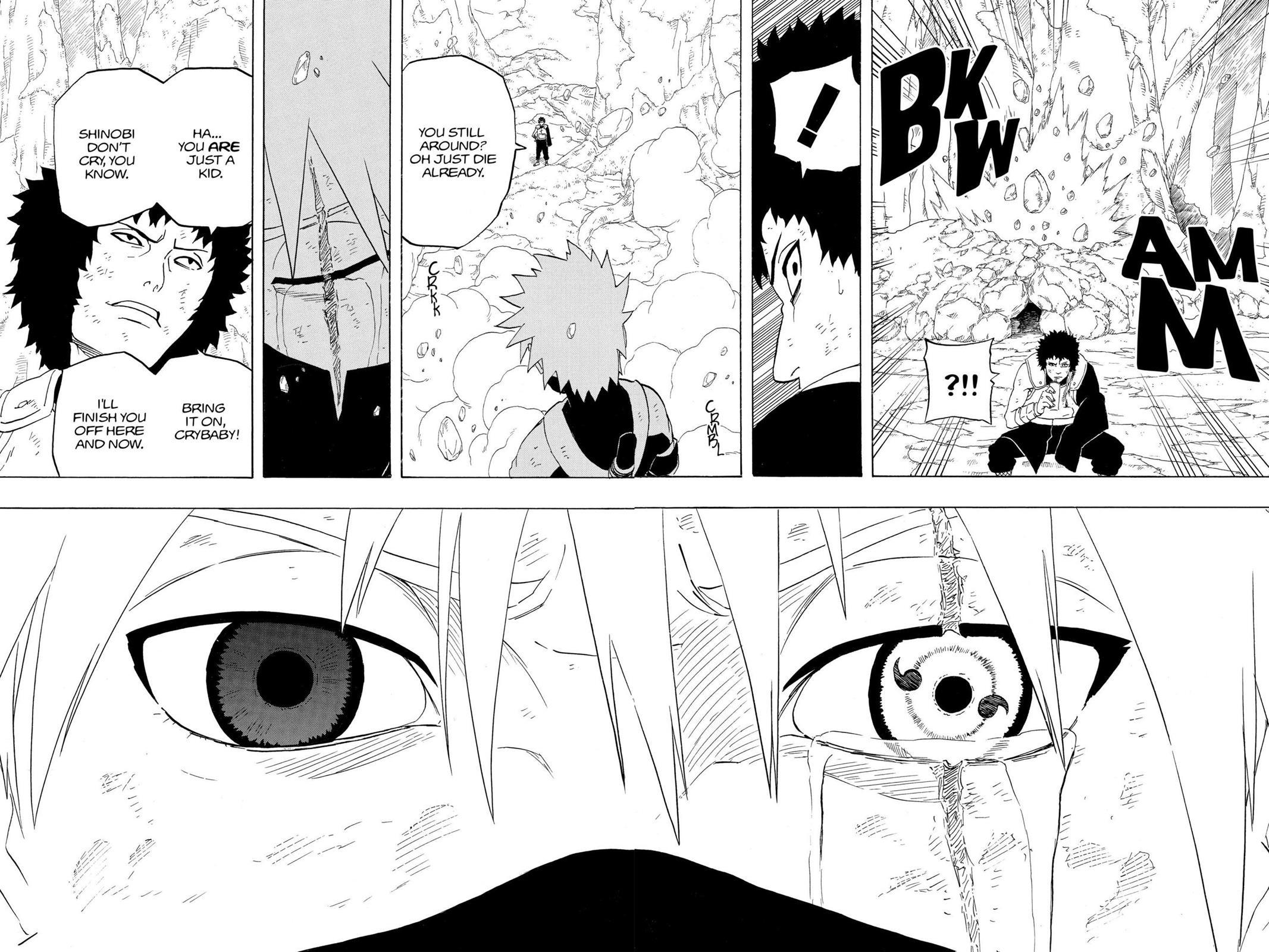 Naruto, Chapter 243 image 018