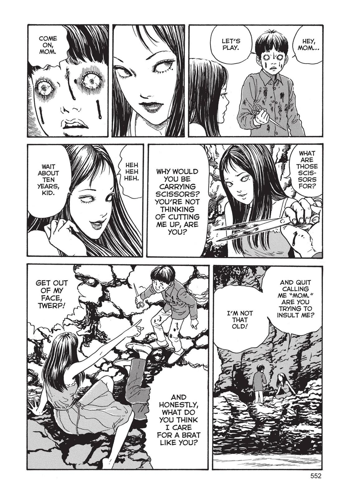 Tomie, Chapter 14 image 026
