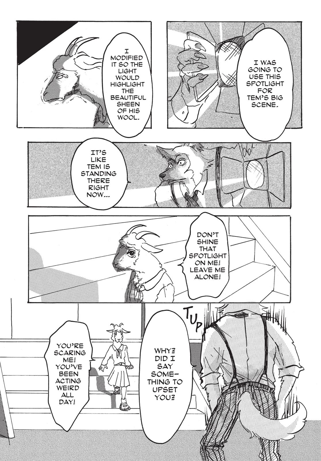 Beastars Manga, Chapter 1 image 041
