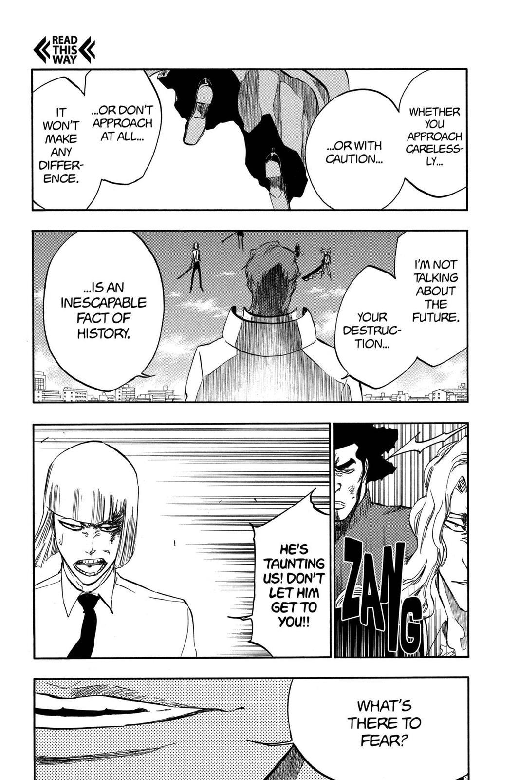 Bleach, Chapter 377 image 008