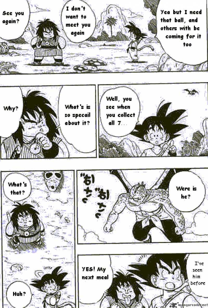 Dragon Ball, Chapter 140 image 013
