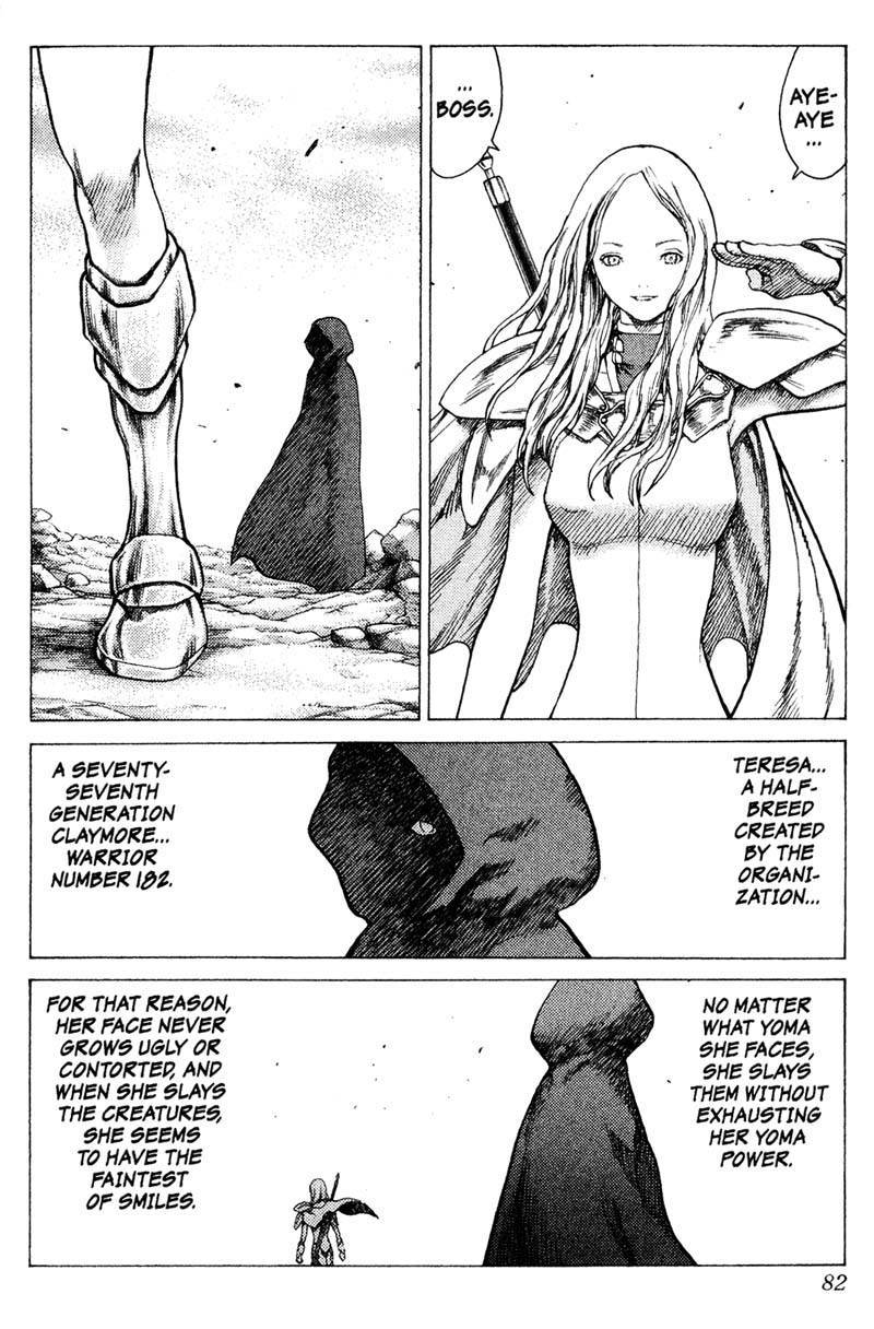 Claymore, Chapter 12 image 011